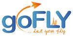 goFLY logo